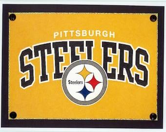 Pittsburgh Steelers Birthday Card