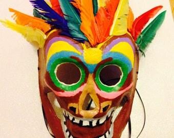 Mask Tiki