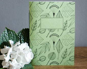 Sketchbook A6, A6 notebook, notebook pattern, pattern sheets, idea notebook, notebook A6, sketchbook, notebook A6, travel diary, diary