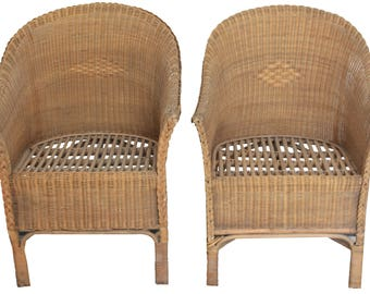 Set Of 2 Chairs Handmade New Chairs for home decor Garden use Lovely Sitting chair