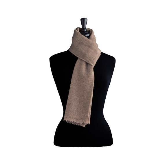 Cashmere shawl knit shawl vegan clothing aesthetic clothing knitted scarf chunky knit throw blanket scarf natural organic stole nepal wool 7