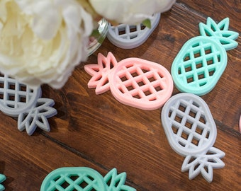 Baby Teething Silicone Pineapple
