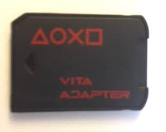 Sony Playstation VITA  Memory Card Adaptor