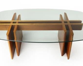 Teak Gustav Gaarde for Trakanten coffee table