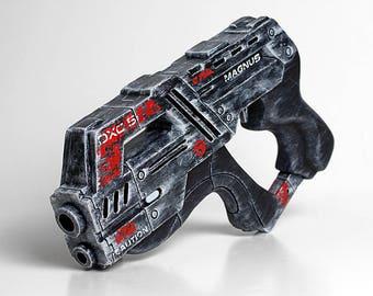 Mass Effect M-6 Carnifex Cosplay Pistol