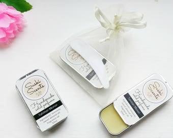 Solid perfume, Tahitian Flowers, handmade perfume, halal perfume, solid fragrance, Floral perfume, Natural perfume balm, eid gift