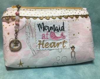 Mermaid at Heart Bag