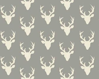 Custom Made Deer Duvet Cover/Blanket- Buck head- King-Queen-Twin Duvet Covers-Bedding- Pink Deer Head Duvet-Baby Bedding-Read description