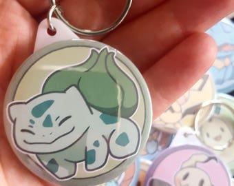 Keyrings - Cute Pokemon!