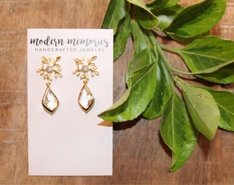 Crystal Occasion Earrings