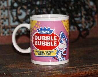 Dubble Bubble Collectable Mug Bi-Lingual