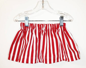 Exclusive Black Friday Peppermint Twist Circle Skirt.