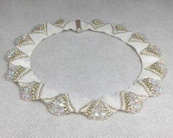 Wavy necklace