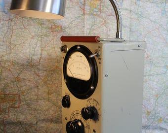 Naval instrument steampunk industrial lamp