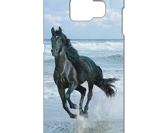 IPhone case - horse - 3D Samsung Galaxy S3-S4-S5-S6-S6edge-S7-S7edge-S8