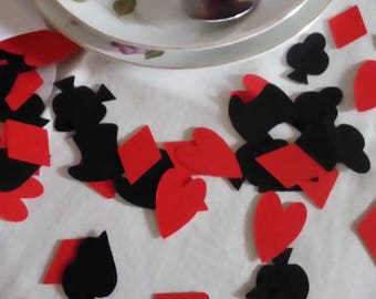 Mad Hatter Alice in Wonderland Tea Party Table Confetti