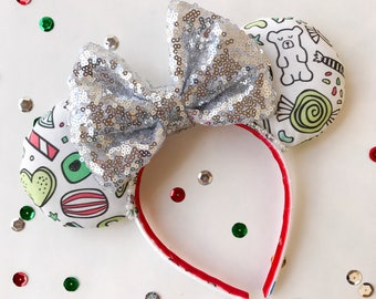 Christmas Candy Mouse Ears