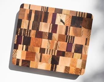 GEORGES - End Grain Cutting Board
