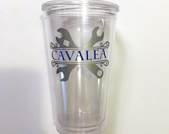 Handy Man Personalized Cup