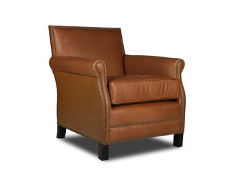 South Cone Home Maxwell Leather Chair