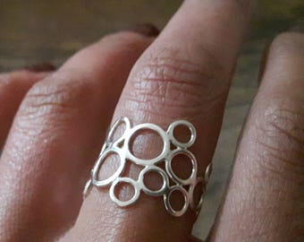 Sterling Silver Ring Koebe