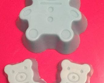 Teddy Bear Soaps