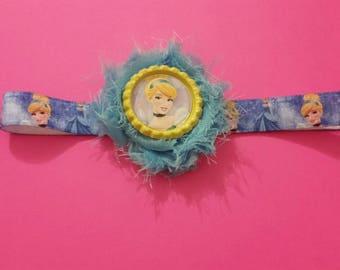 Cinderella elastic headband