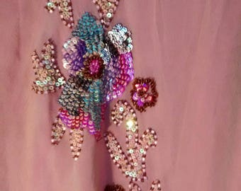 Ladies embroidered skirt