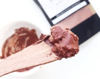 Face Mask,Beauty Mask,Clay Mask,Herbal Mask,Vegan Skincare,Natural Skincare,Vegan Birthday Gift for Her,Detox Mask For Him For Her,PinkClay