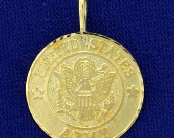 United States Army Pendant