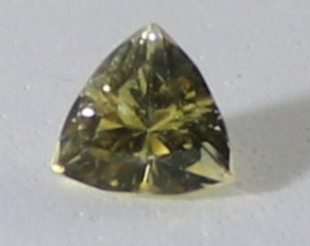 Canary Yellow Tourmaline 1.00ct