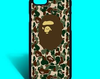 A Bathing Ape Bumper Phone Case