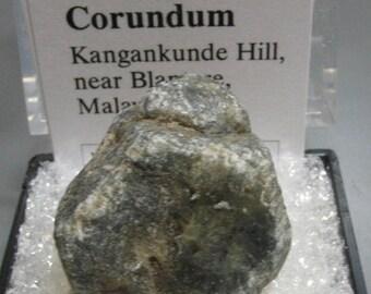 20% Off Corundum - Malawi - Item 11353