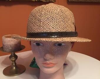Man's vintage hat