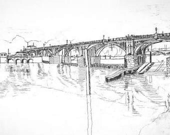 Serrure de Richmond et Weir, Londres