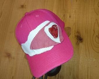 Pink ballcap 20% off! Apply code SUMMERSALE2017