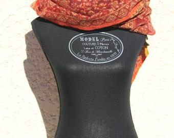 Tibetan Paisley shawl