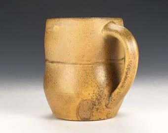 Wood Fired Stoneware Mug