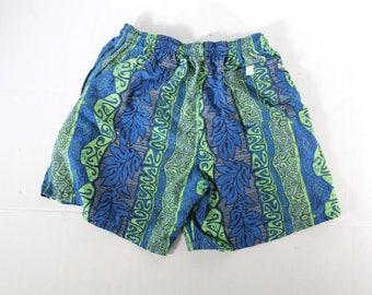 Vintage Ocean Pacific men's swimming trunks