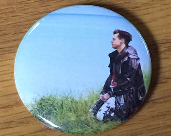 Harry Styles Pinback Button-New 2017