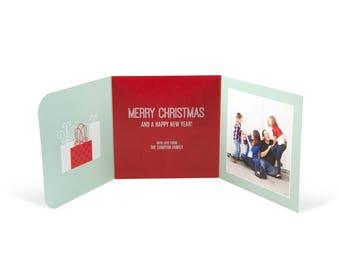 Custom Christmas Cards Greeting Holiday Card