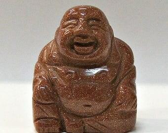 50mm Goldstone Buddha