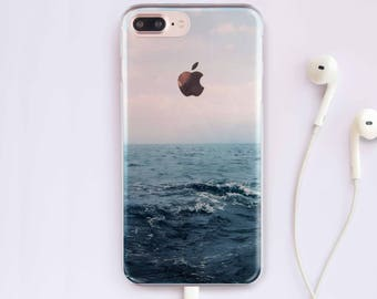 Ocean iPhone 7 Case iPhone 6 Case iPhone 6S Case Galaxy Cover Sea iPhone 6 Plus Case Water Google Pixel 2 Case Samsung Galaxy S8 Case CC1247