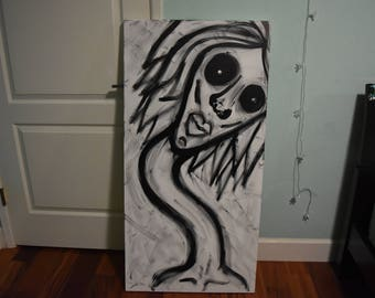 Large Creature Painting