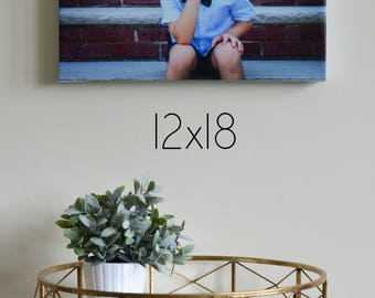 Custom Canvas Prints, Custom Photo Canvas, Gallery wrap, Thin Wrap, upload, Canon printer, sealed, high quality
