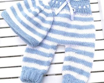 Baby Trousers + Cap