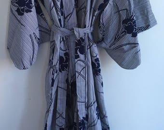 Vintage Japanese Robe