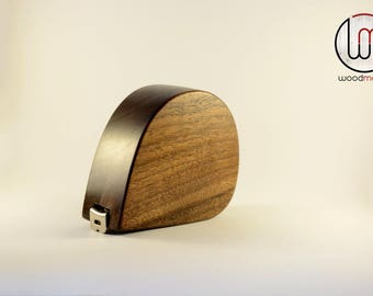 3m long wooden tape measure without a clip belt