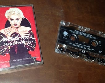 MADONNA - You Can Dance audio cassette tape