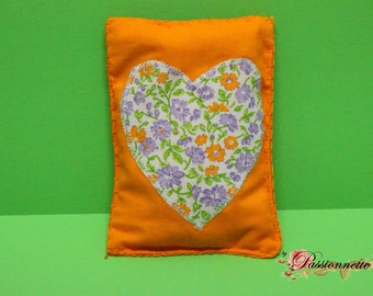 Small heating pad rice, handmade